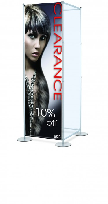 clearance 10% off banner