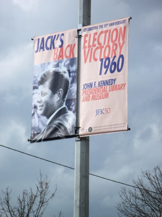 Election Victory banner