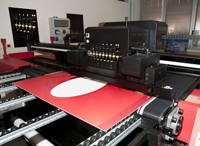 Direct to Substrate Printing