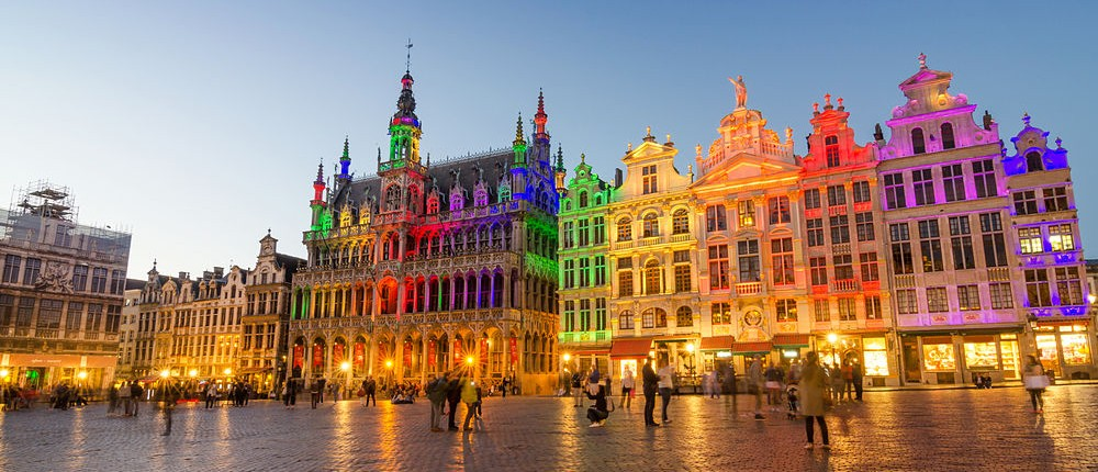 Grand Palace, Brussels