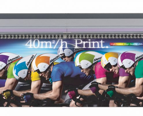 mimaki-jv5-320 dye-sublimation printer